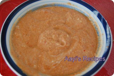 chicken gravy with tomyog4