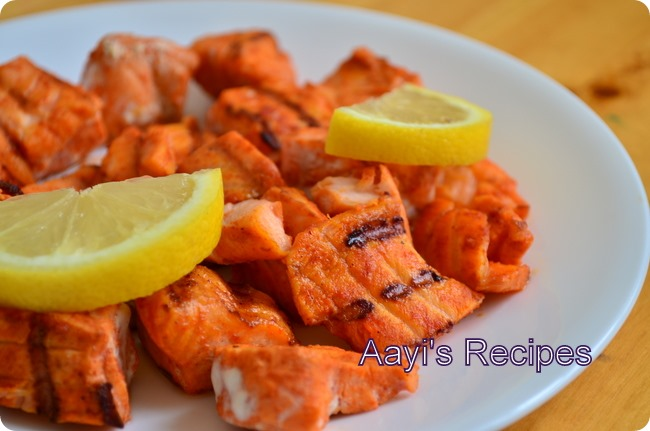 grilled salmon1