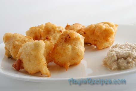 Konkani Vadas (Biscuit ambado)