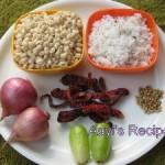 Brinjal/Eggplant curry(Ennegayi or Engayi)
