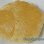 Coconut and dal gravy with suran (Miryakana dali ambat)