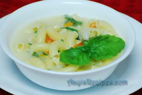 macaroni-soup