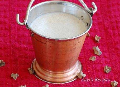 Dried Gooseberry Gravy (Sukkil AvaLe Kadi/Tambli)