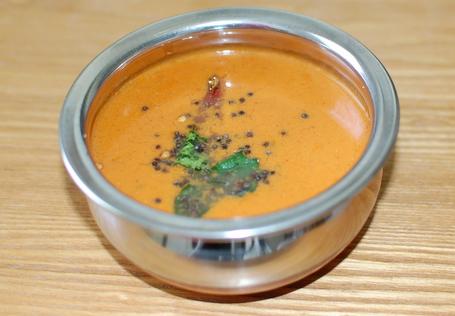 Plantain Gravy (Kele Ambat)