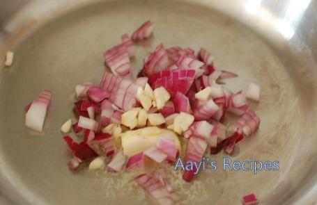pasta with artichokes1
