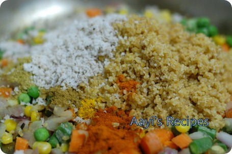 cracked wheat pulav3