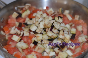 vangi bhath with garam masala4