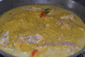 chicken gravy with garam masala9