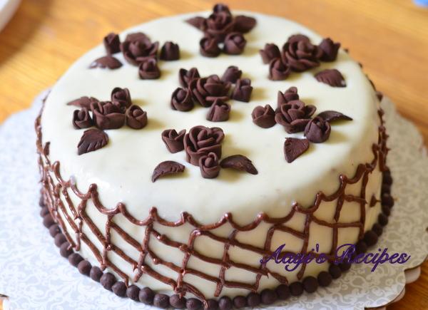 eggless cardamom cake12