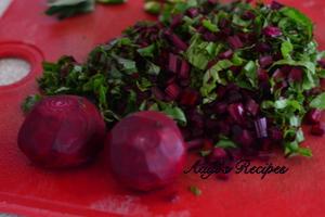 beetroot-black eyed peas sidedish1