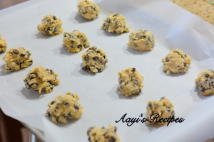 raisin and chocolate chip cookies6