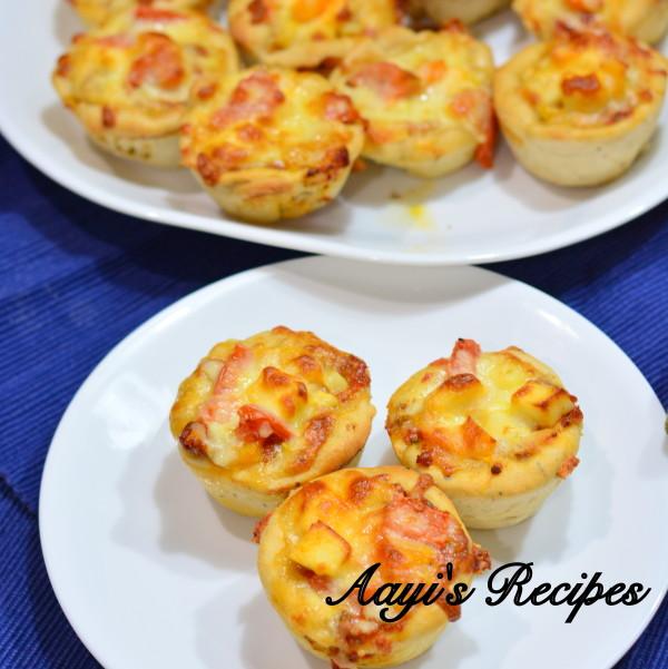 pizza cupcakes12