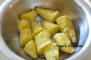 sweet potato parathas2