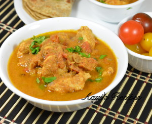 Chicken in Tomato Gravy