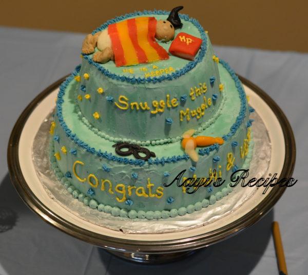 harry potter cake1