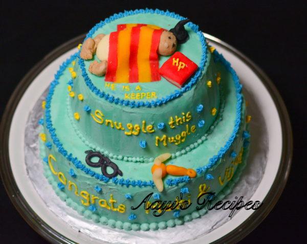 harry potter cake3