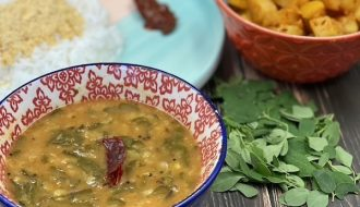 Moringa Leaves Dal