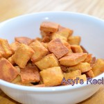 Jackfruit – Chickpeas Sidedish (Chakko Chane Randayi / Ghashi)