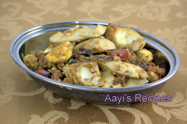 Spicy Egg Fry